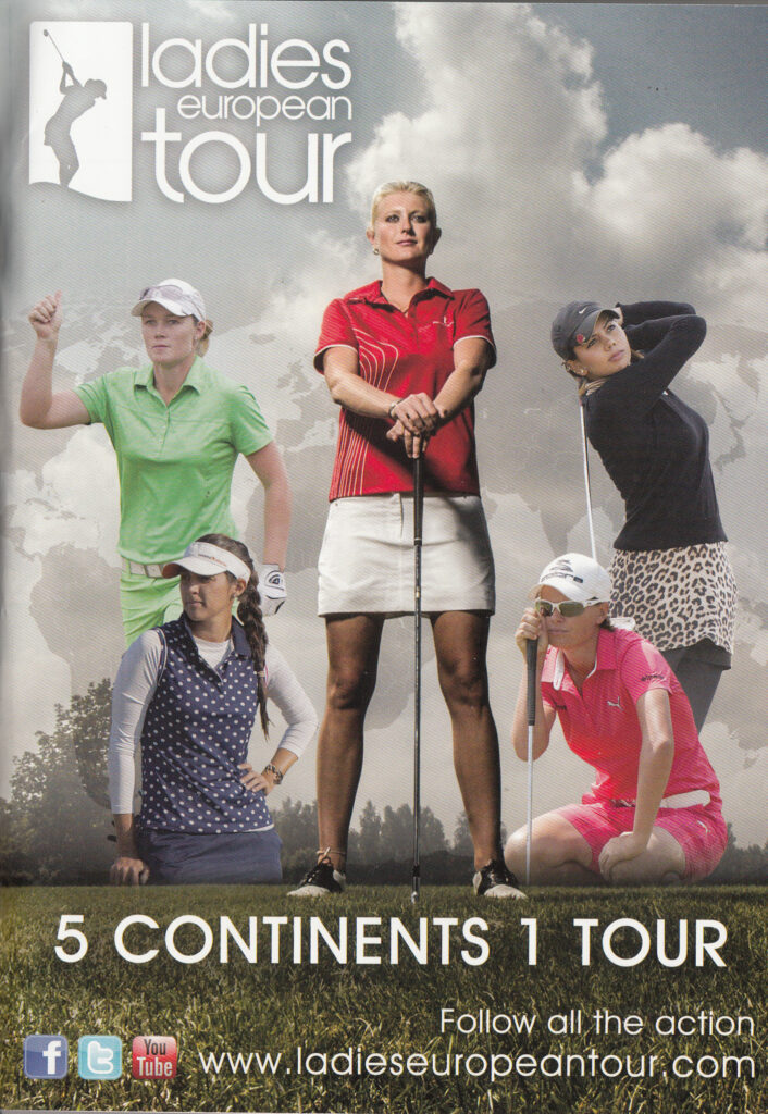 Turniermagazin Ladies German Open, 30.05.-02.06.2013